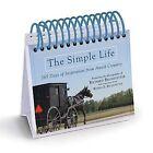 The Simple Life Perpetual Calendar by Wanda E Brunstetter, Richard Brunstetter (Hardback, 2013)
