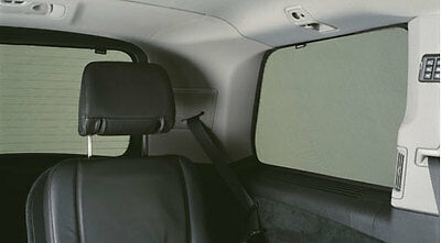 Genuine Volvo Sun shades blinds XC90 2003-2014  rear doors 31399215