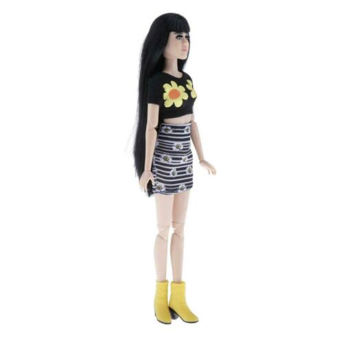 1//6 Straight Hair Poseable Doll 22 Ball Jointed Girl Doll Kids Adults Gifts