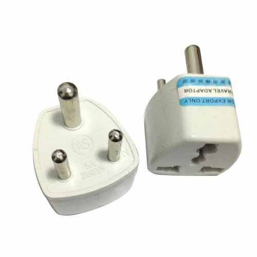 Travel Charger Converter Bs 546 India To Eu Au Us As Uk Adaptor Plug Universal M Online Ebay