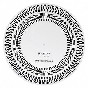 DYNAVOX-Tonabnehmer-Einstelllehre-und-Stroboskop-Scheibe-fuer-Plattenspieler