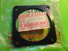 NOS NEW OEM FACTORY KAWASAKI F6 F7 INLET PIPE GASKET 11017-006