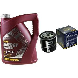 Olwechsel-Set-5L-MANNOL-Energy-Premium-5W-30-SCT-Olfilter-Service-10164338