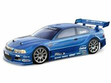 HPI Bmw M3 GT 190mm Body - Unpainted - 7352