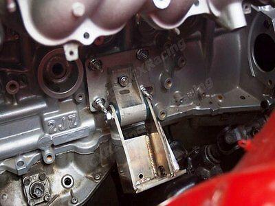 CXRacing 2JZGTE Engine Motor Mount Swap Kit For 240SX S13 S14 S15 2JZ-GTE 2JZ