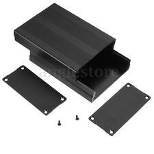 DIY 100*76*35mm Aluminum PCB Instrument Box Enclosure Electronic Project Case