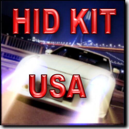 H11 Xenon HID Conversion Kit For Low Beam 35W 4300K 6000K 8000K 10000K #