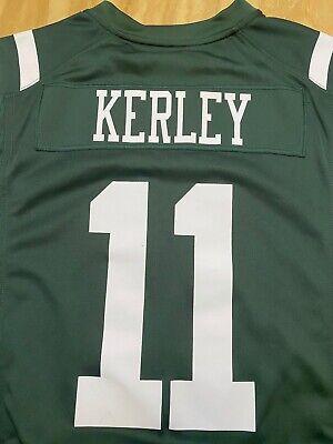 Jeremy Kerley New York Jets VINTAGE NIKE Game NFL Jersey   eBay