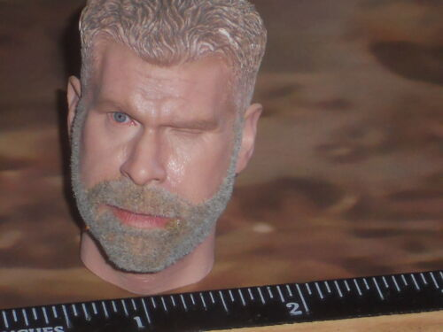 DID HEAD SCULPT W//CLOSED EYE WWII RUSSIAN SNIPER KOULIKOV 1//6 ACTION FIGURE TOYS