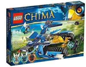 LEGO® Legend of Chima 70013 Equila's Ultra Striker NEU OVP NEW MISB NRFB