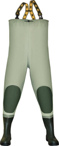 Premium pros fishing boots pants trousers fisherman waders size 41-48