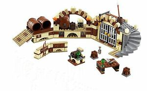 Lego Lord of the Rings Hobbit Barrel Escape NEW 79004 No Box or Minifigures