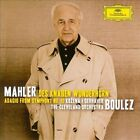 Mahler: Des Knaben Wunderhorn; Adagio from Symphony No. 10 (CD, Sep-2010, DG Deutsche Grammophon)