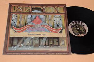 STYX-LP-PARADISE-THEATRE-1-ST-ORIGINALE-GATEF-LATO-DISCO-SERIGRAFATO-TOP-EX