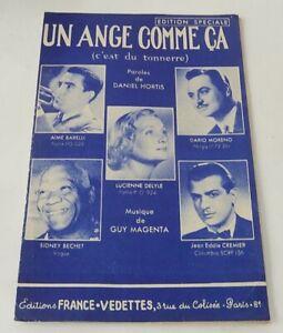 Partition-UN-ANGE-COMME-CA-C-039-est-du-Tonnerre-BARELLI-BECHET-MORENO-1955
