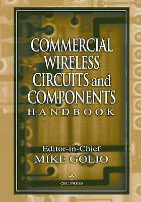 1 of 1 - USED (GD) Commercial Wireless Circuits and Components Handbook by Mike Golio