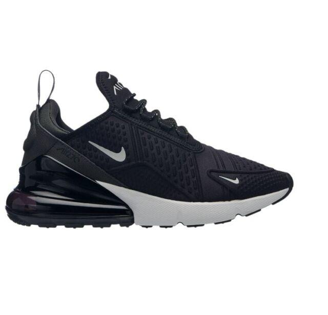 Nike Air Max 270 Se Size 7 Light Bone Black Pink Women Running