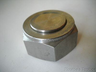 Stainless Steel Plug for 1 in Tube Fitting Swagelok SS-1610-P 316