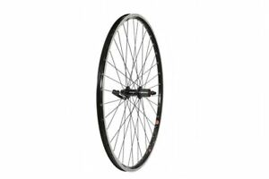 Tru-build-Wheels-700C-Rear-Wheel-Mach1-240-Rim-Black-Shimano-8-9spd-cassette-hub
