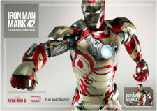 PIM93271 PLAY IMAGINATIVE Super Alloy 1//12 Scale Iron Man 3 War Machine II