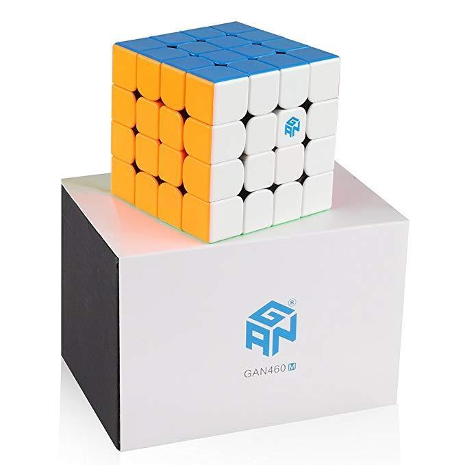 GAN 460M 4x4x4 Magnetic Magic Cube Ultra-smooth Magic Cube Contest Twisty Puzzle