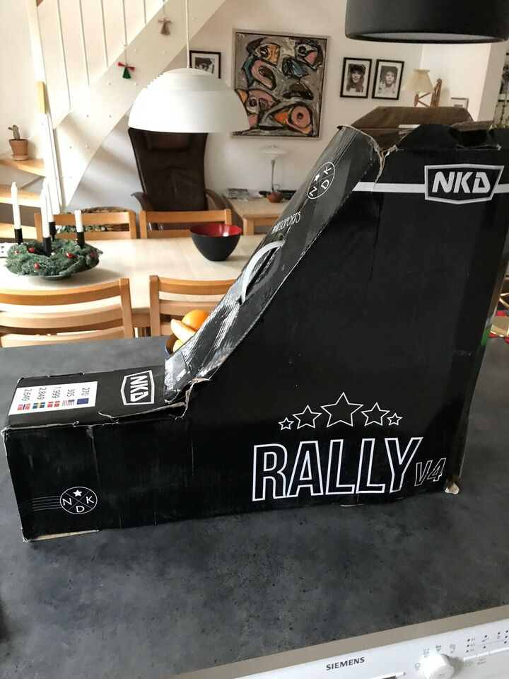 Løbehjul, NKD Rally V4, NKD