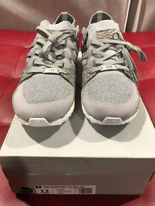 Adidas X King Push Pusha T EQT Support Ultra PK Greyscale Pure Boost ... d41ce449f3