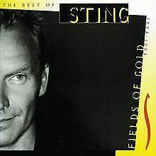 Fields-Of-Gold-Best-Of-1984-94-von-Sting-CD-Zustand-gut