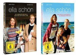 Ella-Schoen-4-Filme-Set-NEU-OVP-DVD-Set-u-a-Die-Inselbegabung-Sturmgeschwister