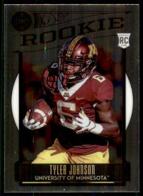 2020 Score #440 Tyler Johnson RC Rookie Minnesota Golden Gophers Football Trading Card