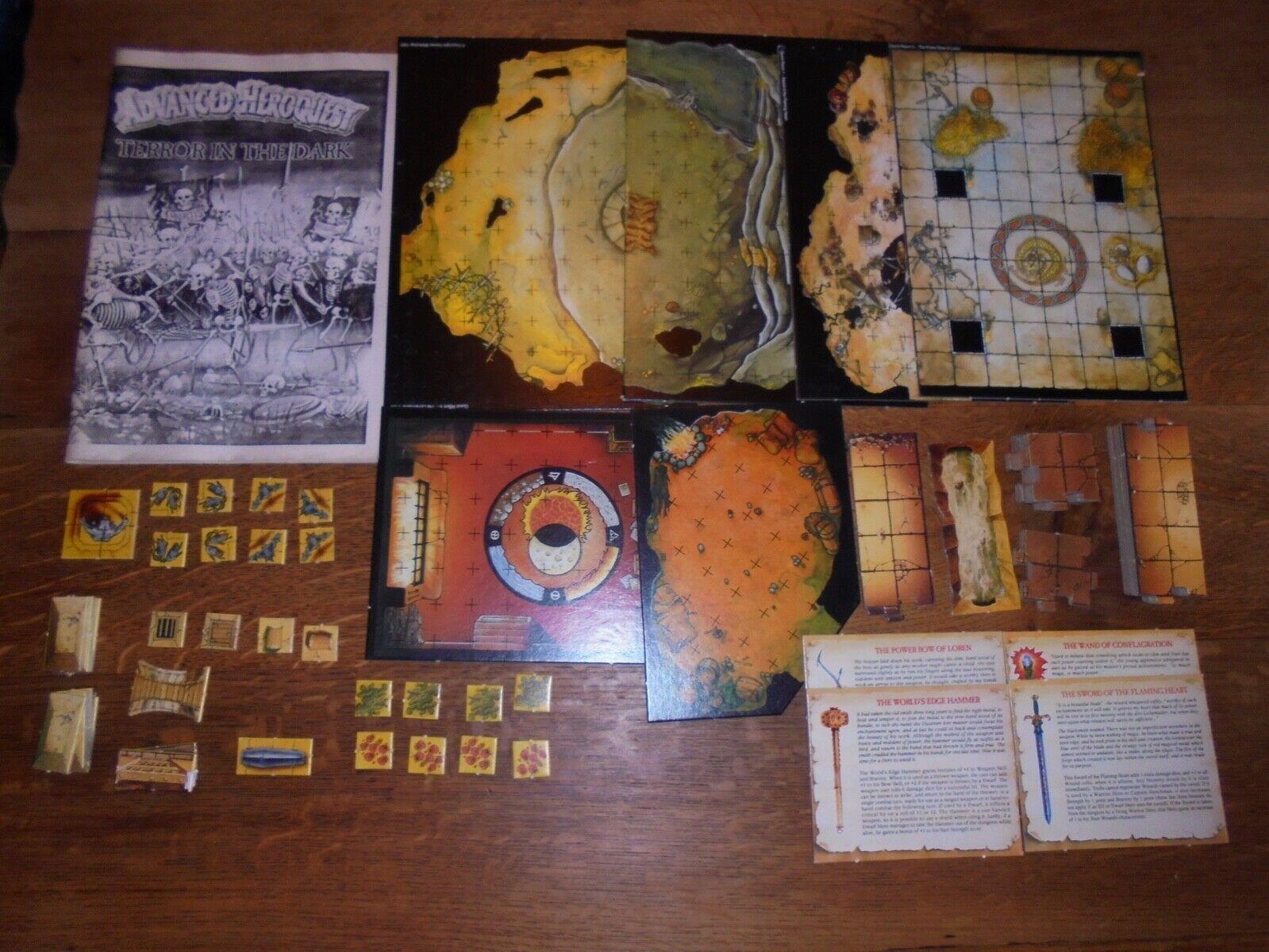 Juegos workshop el terror en la Oscuridad Expansión Expansión Juego De Mesa Completo