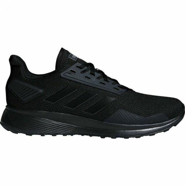 Size 8.5 - adidas Duramo 9 Triple Black - B96578