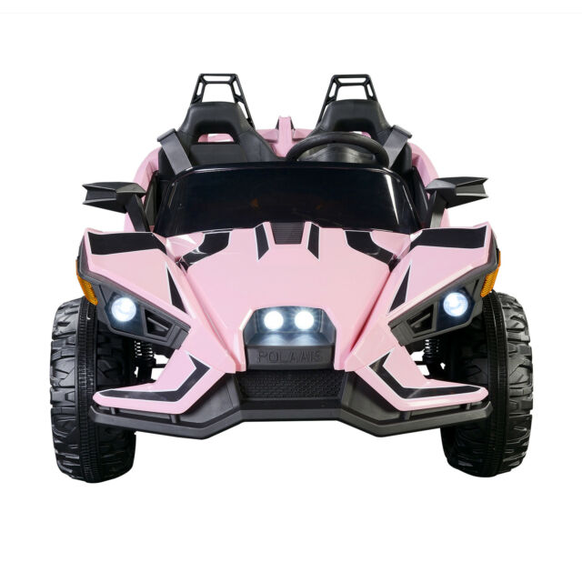 Frequently Bought Together Pink Electric Polaris Slingshot