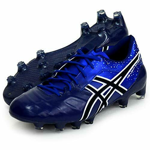 Zapatos de fútbol de Spike Asics DS Light Avante 1101A009 Azul US10 (28cm)