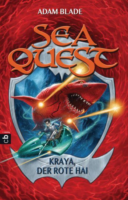 Sea Quest - Kraya, der rote Hai  Band 4     Aus d. Engl. v. Gallus, Christi ...