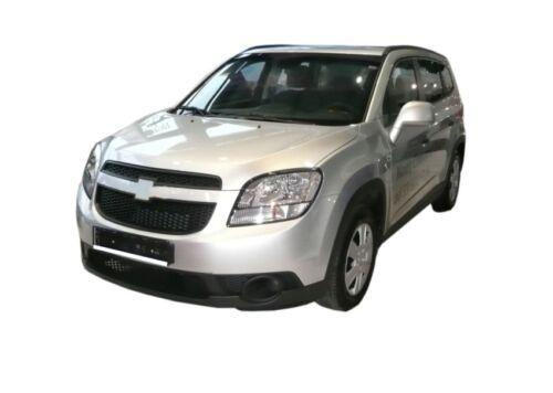 Kofferraumwanne Antirutsch für Chevrolet Orlando 2011-7-Sitzer 3 Reihe flach