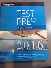 Private Pilot Test Prep 2016: Testing Supplement for Sport Pilot, Online Tests