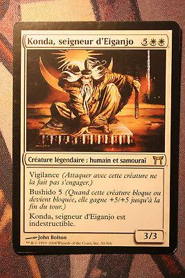 seigneur d/'Eiganjo Guerriers de Kamigawa   MTG Magic  FR NM Konda