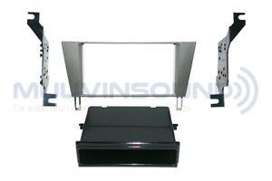 Metra 99-8161S Double DIN Dash Kit for Select 2002-2010 Lexus SC430 Vehicles