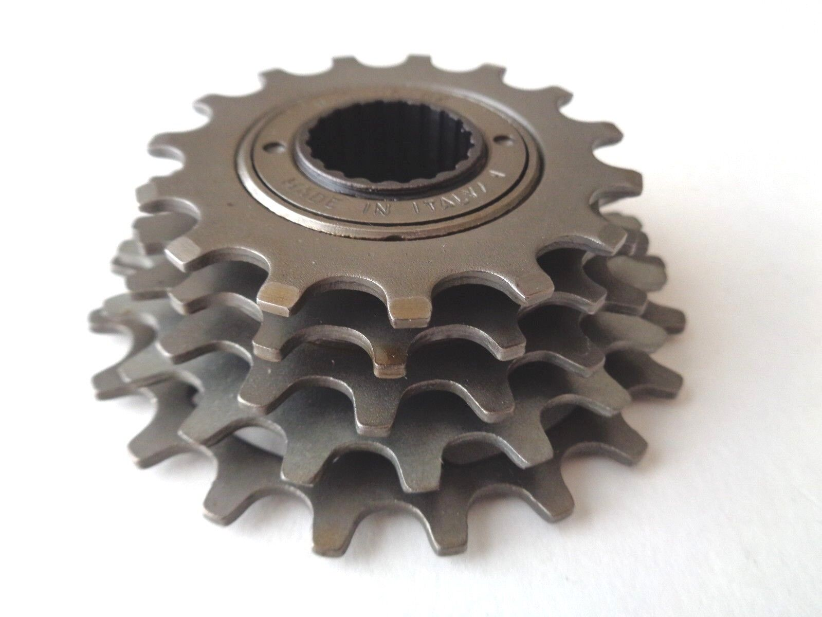 NOS Vintage 1980s REGINA EXTRA BX 15-21 cogs 5  Speed FRENCH freewheel cassette  big savings
