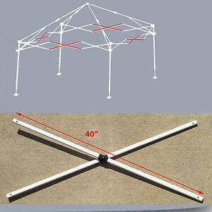 E Z Up Envoy 10 X10 Instant Canopy Gazebo Middle Truss