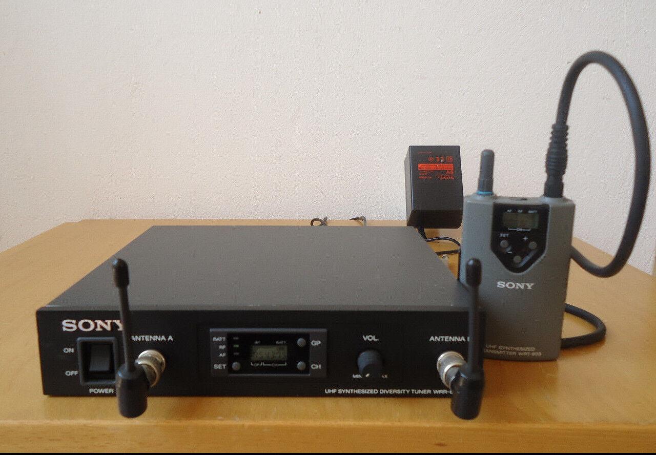 LOT of SONY WRR-800A & WRT-805A  (CH.69)