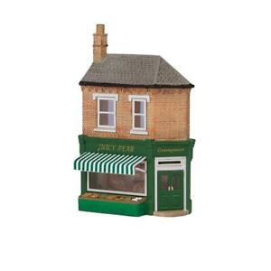 Graham-Farish-42-253-N-Gauge-Low-Relief-Greengrocers-Shop