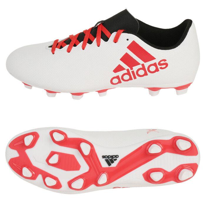 Adidas X 17.4 FxG (CP9196) Botines De Fútbol Zapatos botas