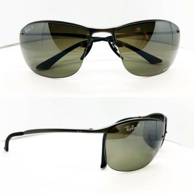 62ba373613 Sunglasses Ray-Ban RB3542 029 5j 63 Gunmetal Mirror Polarized ...