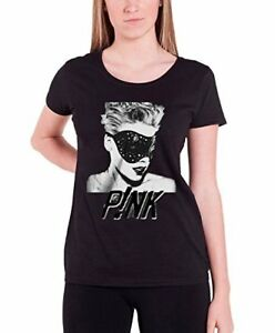 Pink T-shirt Ladies Masked Official Merchandise Diversifié Dans L'Emballage