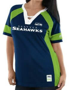 Seattle Seahawks Women s Majestic NFL