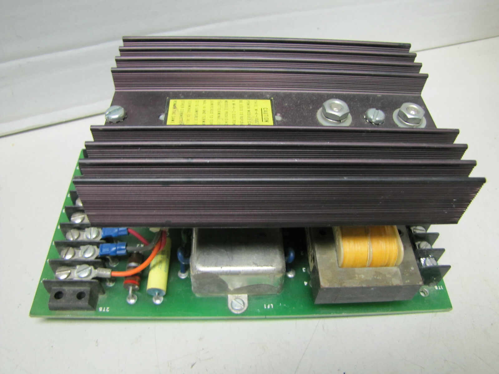 ACRISON DSC CIRCUIT BOARD POWER MODULE 1HP ACR M-4-1002 115-0394 M41002 1150394