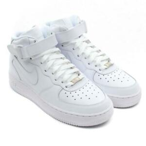 air force 1 high donna bianche
