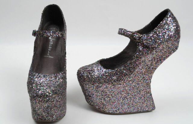 Jeffrey Campbell Platform Shoes Night